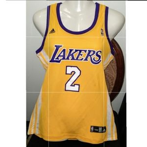 NBA 4 Her Lakers Jersey
